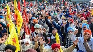 भारत बंद के दौरान किसानों ने रोड जाम कर बजाए ढोल और मंजीरे, राहुल गांधी ने कही ये बात....
