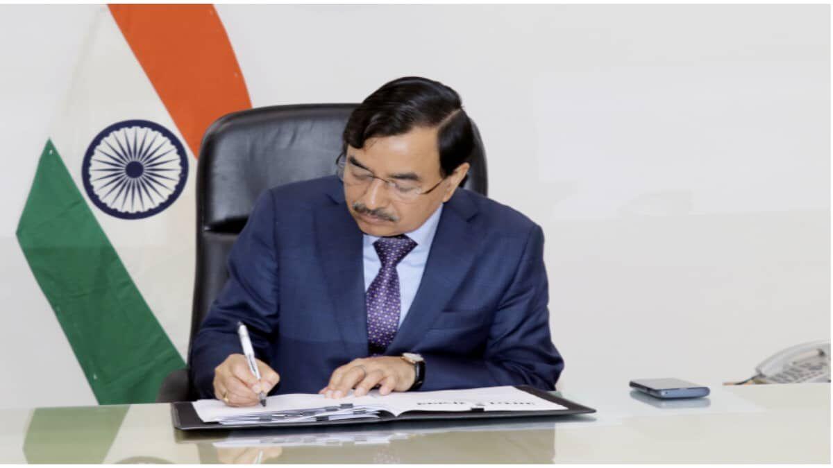 सुशील चंद्रा बने मुख्य चुनाव आयुक्त, इनके कार्यकाल में होंगे आगामी चुनाव.....