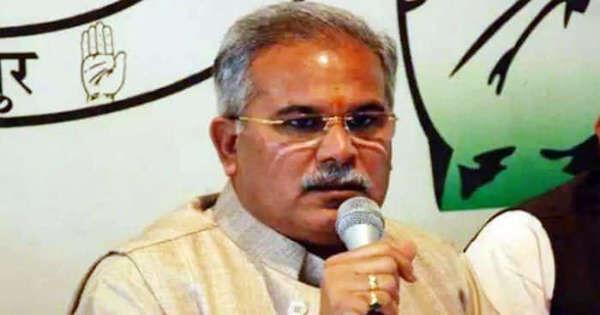 छत्तीसगढ़ के मुख्यमंत्री भूपेश बघेल ने कहा 18 साल से ऊपर के हर शख्स को फ्री में लगेगी वैक्सीन...