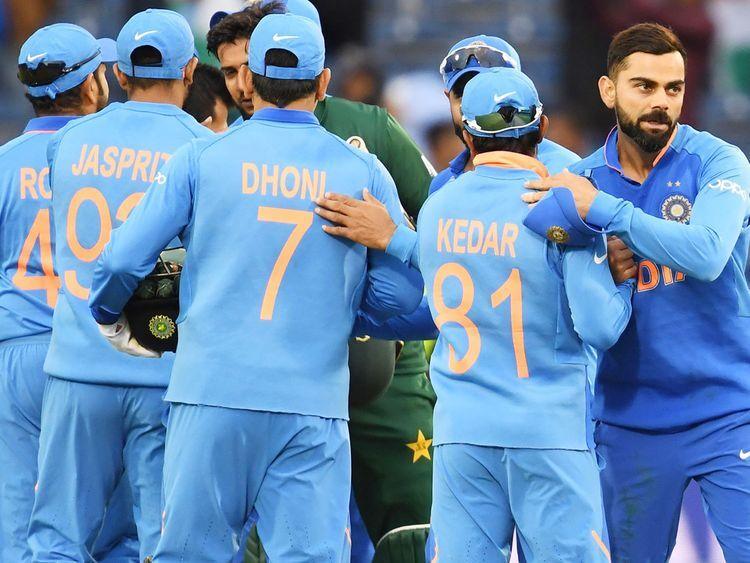 रोहित और विराट की शानदार पारी से भारत का  पाकिस्तान पर जीत