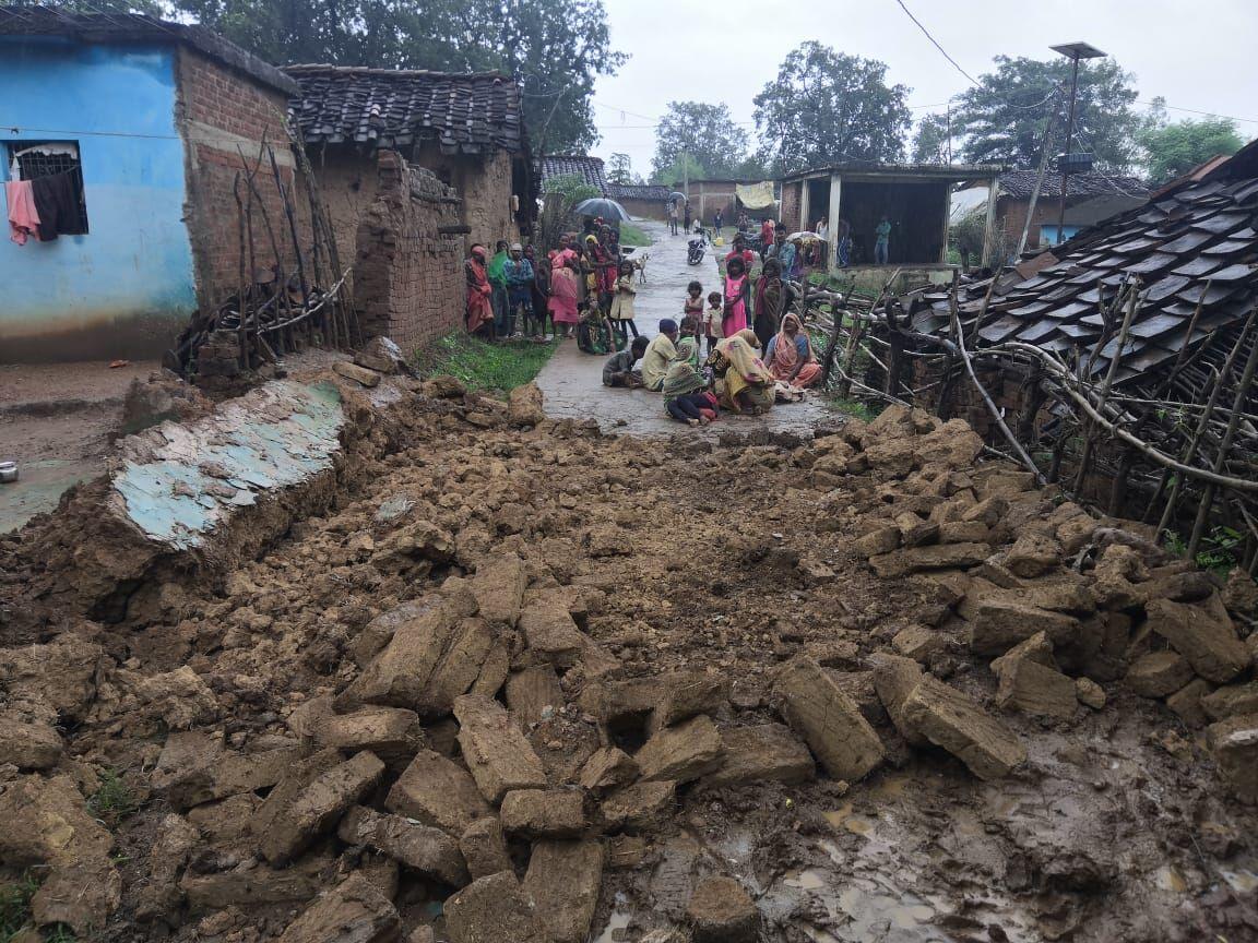 MP के कटनी में दर्दनाक हादसा, कच्ची दीवार गिरने से 4 बच्चों की मौत…