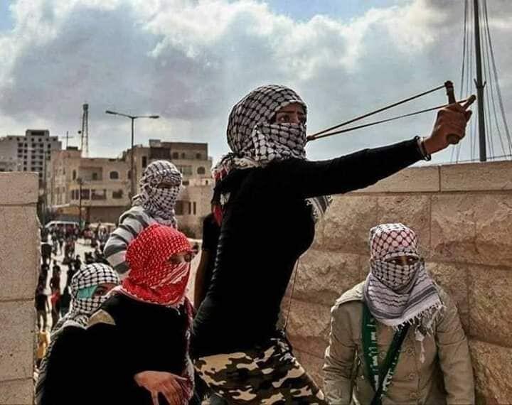 इजराइल और फिलिस्तीन मुकाबले को  दिल्ली का बताया जा रहा है