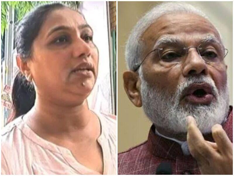 प्रधानमंत्री नरेंद्र मोदी के भतीजी का सामान लूटने वाले आरोपियों की हुई गिरफ्तारी -