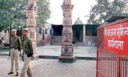 अयोध्या में शीघ्र बनेगा राममंदिरः श्रीमहंत धर्मदासने जताई उम्मीद
