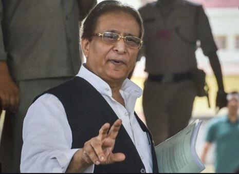 आजम खान की  बढ़ी मुश्किलें  कोर्ट ने संपत्ति जब्त करने का दिया आदेश