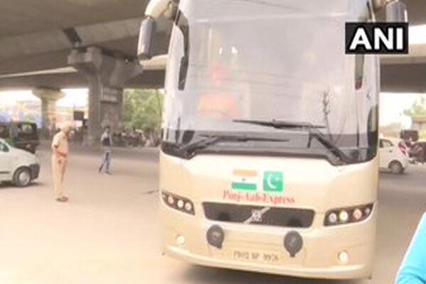 बिजनौर : परिवहन मंत्री ने किया ऐसी बस का उद्घाटन, जनता में खुशी की लहर