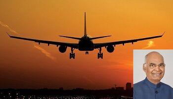 पकिस्तान ने राष्ट्रपति के विमान के लिए एयरस्पेस की नहीं दी मंजूरी , बोला