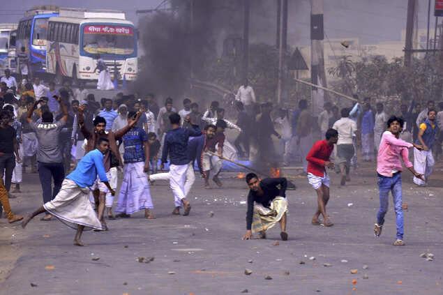 शाहीन बाग में आजादी की मांग, पर हमला प्रेस की आजादी पर