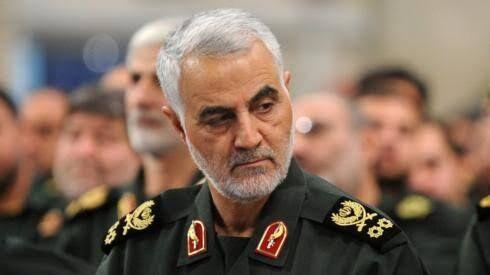 कमांडर कासिम सुलेमानी की बगदाद हमले में मौत