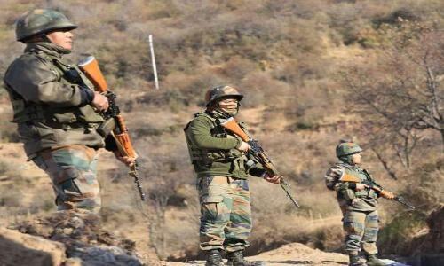 पाकिस्तान के जैस ग्रुप के तीन से चार आतंकवादियों ने  दिल्ली में घुसे खुफिया जानकारी के बाद कई जगहों पर छापेमारी, दो हिरासत में