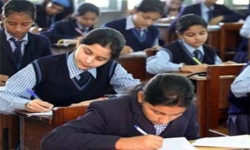 यहां 30 मिनट बढ़ गया बोर्ड परीक्षा का समय छात्रों को मिली बड़ी राहत.......