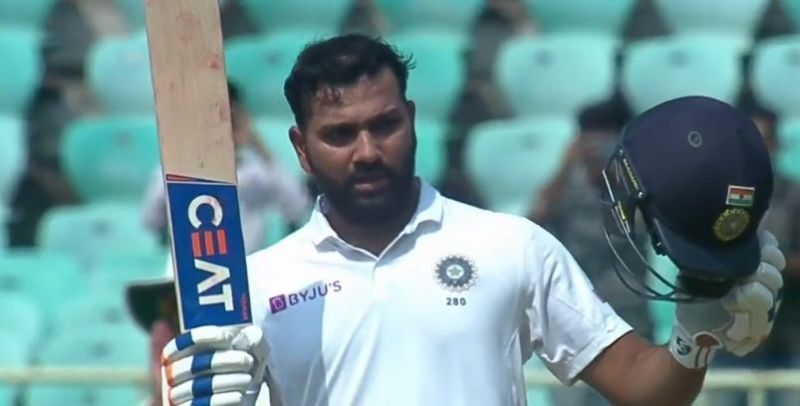 IND vs SA 1st Test : रोहित  शर्मा ने जडा  पहला शतक