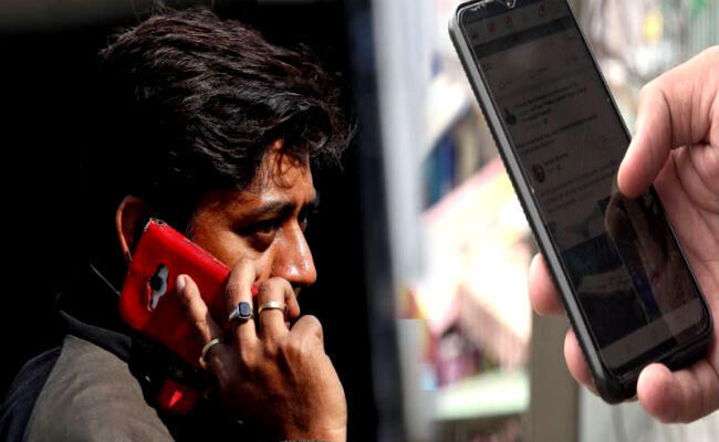 जम्मू कश्मीर के 5 जिलों में मोबाइल सेवा बहाल