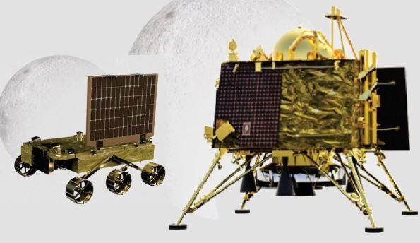चांद पर मिली लैंडर विक्रम की लोकेशन, ISRO चीफ ने दी जानकारी : चंद्रयान 2
