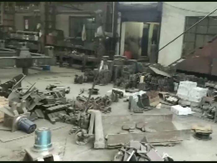 कानपुर: बॉयलर फटा एक की मौत चार घायल