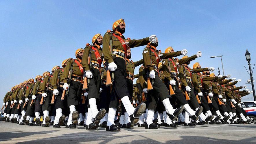 सेना की भर्ती में जम्मू कश्मीर में भारी संख्या में आये उम्मीदवार