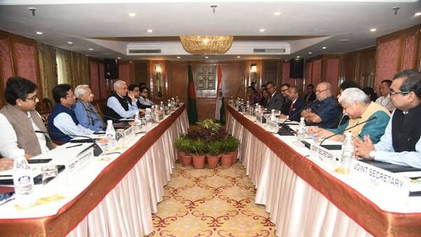 Working Agreement on cooperation between AIR and Bangladesh Betar agreed upon – to be operationalized from June, 2019