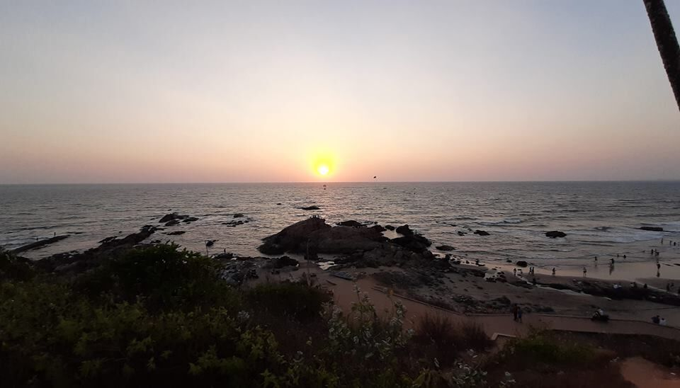 मेरी तीन कहानियां - बॉम्बे से गोआ तृतीय अध्याय-
